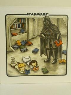 Darth Vader And Son Y Vader