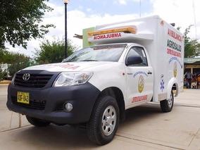 Casetas Para Ambulancia Rural