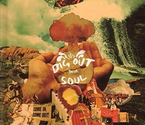 Oasis Dig Out Your Soul (limited Edition) Cd+dvd Importado