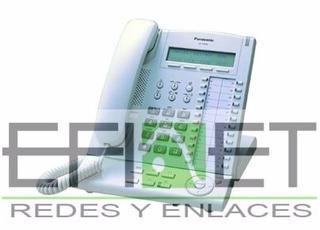 Efi- Kx-t7630x- Telefono Gris