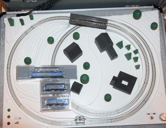 Marklin Esca Z 81510 Maleta Solar Completa Para Colecionador