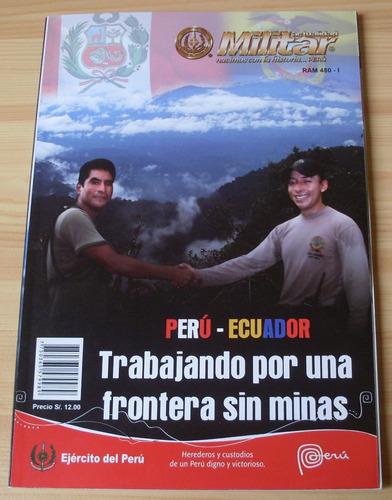 Revista Actualidad Militar Ejercito Del Peru Mercado Libre