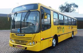 M Benz Ônibus Urbano Com Elevador, Busscar Of 1722 2008/2008