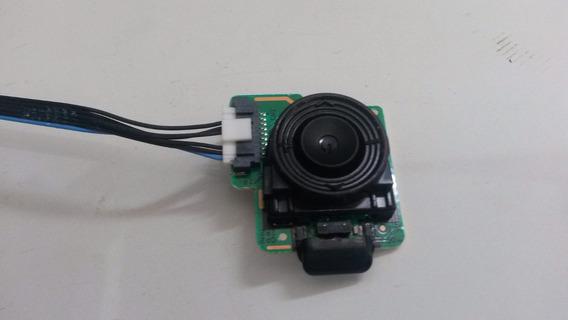 Botão E Sensor Tv Samsung Un40fh5003