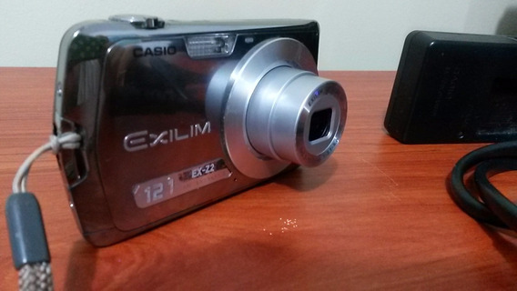 Camara Digital Casio Exilim Ex-z2 12.1m Setenta Colores