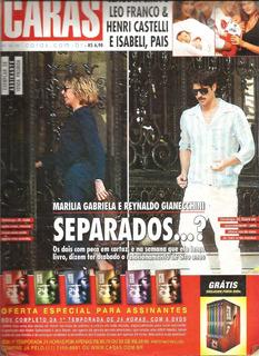 Revista Caras 2006 - Angélica/viviane Pasmanter/xuxa/fábio