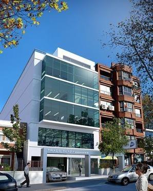 Venta Apartamentos 1 Dormitorio Pocitos L. A. Herrera Casi Rivera, Frente De Mvdeo Shopping Montevideo Uruguay. Alquilado