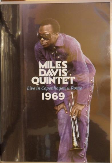 Dvd Miles Davis Quintet Live In Copenhagen And Rome 1969