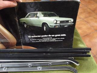 Colisas Jgo Completo Torino Coupe Calidad!! En Fantorino!!