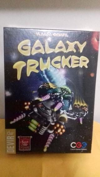 Jogo Galaxy Trucker Devir - Bonellihq L18