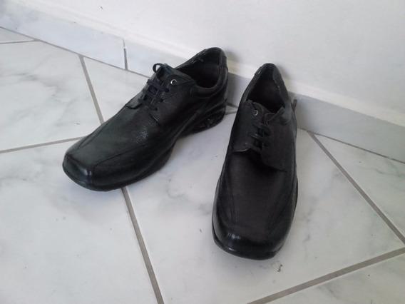 Sapato Ferricelli Adaption Air Preto Tam 40