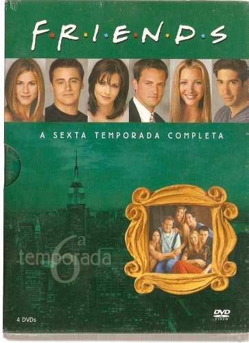 Box Friends - 6º Sexta Temporada Completa - Novo Lacrado***