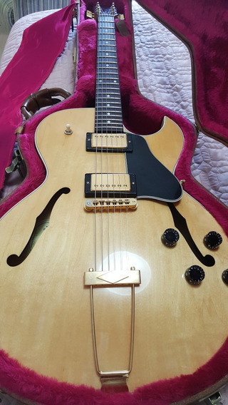 Gibson Es 135 Gold Natural