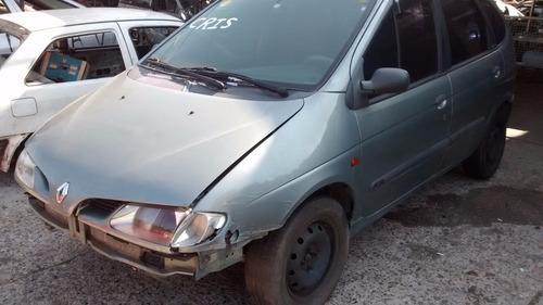 Sucata Do Renault Scenic Rtz 2.0