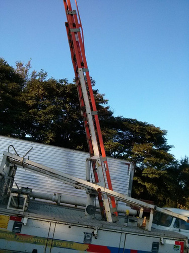 Escada Giratoria , Ritz , Com Carroceria Para F 350 , 4000