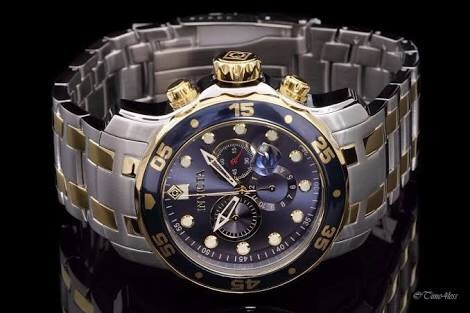 Relógio Invicta Pro Diver Modelo 0077 C/ Caixa, Certificado.