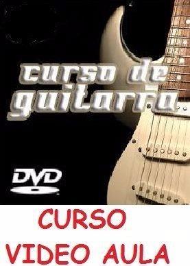 Curso De Guitarra Em 2 Dvds Klç