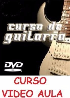 Curso De Guitarra Em 2 Dvds Ert