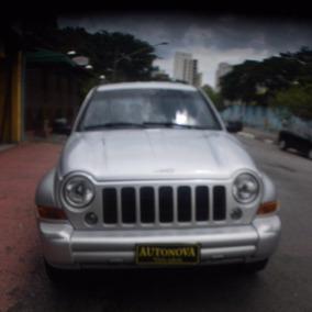 Cherokee Sport 3.7 2006 4x4 U.dono Baixa Km Ipva Ok Novo !!