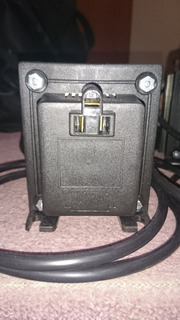 Trafo 220v A 120 V 4,5 Amper Para Impresora De Servicio Con
