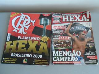 Revista Flamengo Hexacampeão Brasileiro