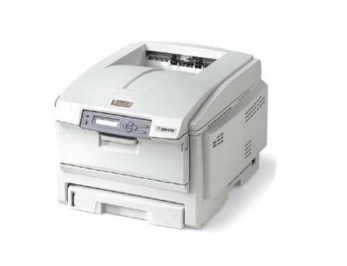 Impressora Laser Okidata C6100n Usada