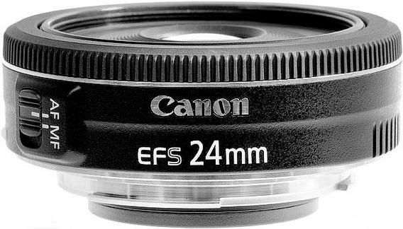 Lente Canon 24mm 2.8 Stm Envio Hoje Mesmo!