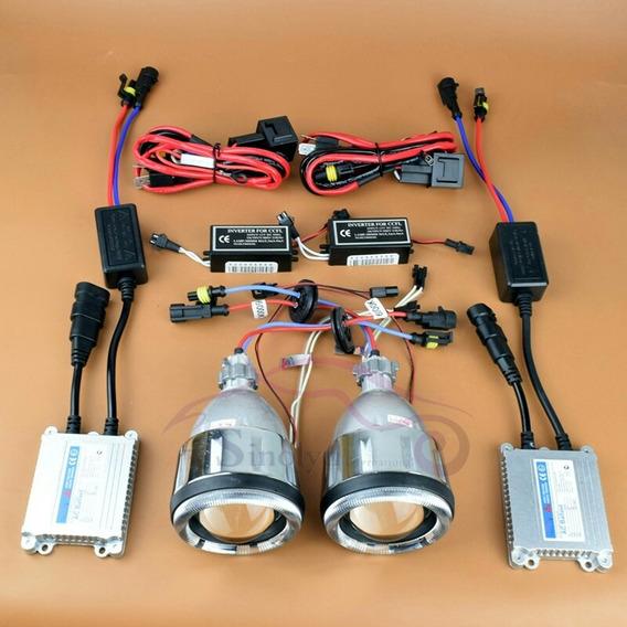 Kit Completo Bi-xenon Hid 6000k