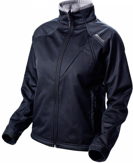 Campera Softshell Impermeable Nexxt Tornado Outdoor Dama