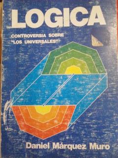 Libro Logica Daniel Marquez