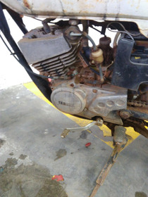 Motor Completo  Yamaha Rd 135 Original
