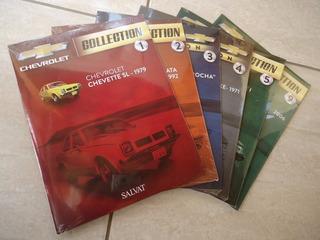 Fascículo Chevrolet Collection Salvat - Vários