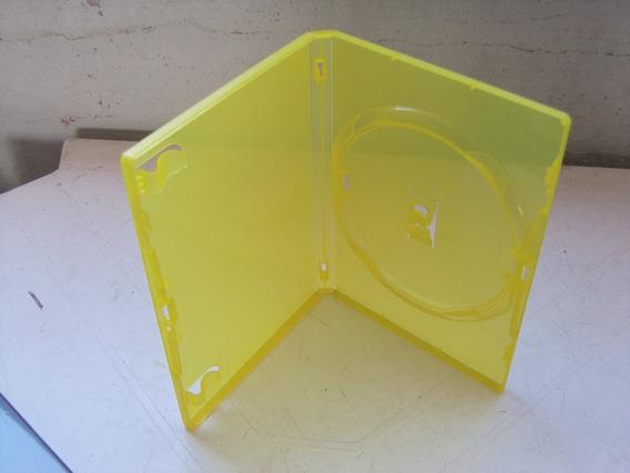 Capas De Plástico Para Dvd E Cd ( Disponível Em Cada Cor )