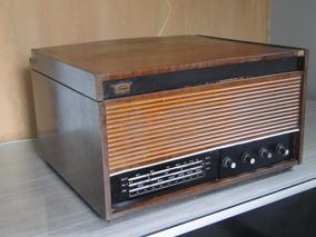Rádio Vitrola Semp Modelo Rvm 346 Vejá O Video!