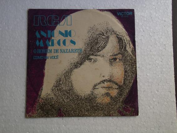 Antonio Marcos - Compacto, Edição 1973