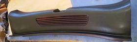 Acabamento Painel Traseiro Honda Fit 2009 2010 2011 12 2014
