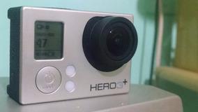 Gopro Hero 3+ Silver , Cartão De 32gb