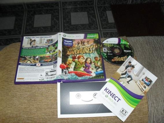 Kinect Adventures Para O X Box 360 Funcionando 100%