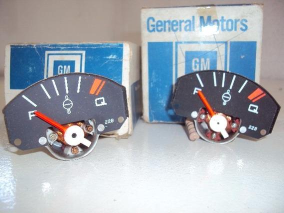 Chevette Indicador Temperatura Painel Chevette 1981 Diante