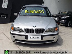 Bmw 320i Blindado 2002
