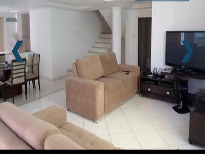 Casa Em Condomínio Residencial Em Lauro De Freitas - Ba, Praia De Ipitanga - Ca01219