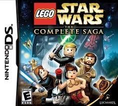 Star Wars The Complete Saga Nintendo Ds