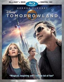 Blu-ray + Dvd Tomorrowland