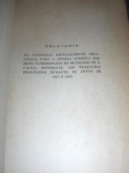 Terrenos Municipais Sp 1929 Ibirapuera Santo Amaro V Clemen