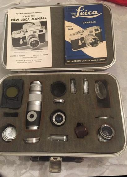 Leica Lentes - Para Colecionador