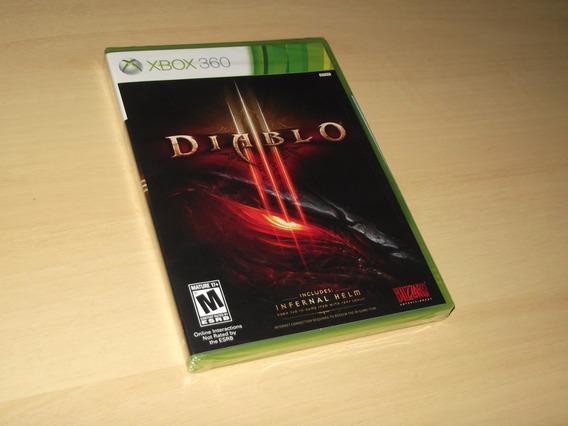 Xbox 360 - Diablo 3 (americano)