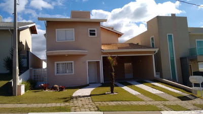 Linda Casa No Condomínio Terras De Atibaia I