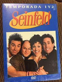 Seinfeld Temporada 1 Y 2 Dvd 4 Discos Jerry Seinfeld