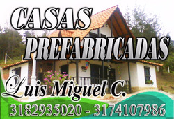 Casas Prefabricadas-directamente Con El Fabricante Cali