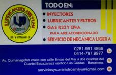 Inyección,lubricantes,filtros Y Gas Para Aire Acondicionado